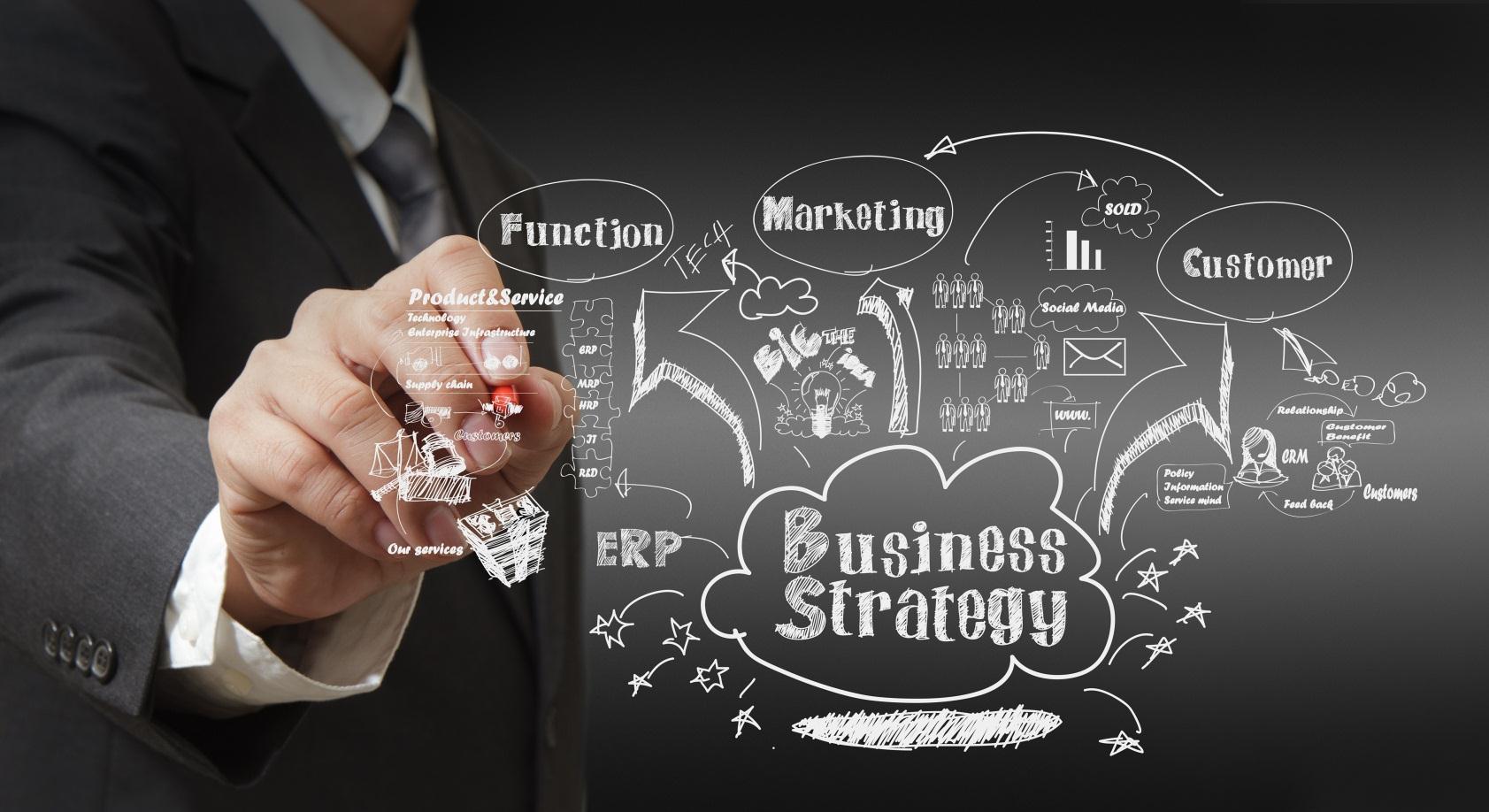 Estratégia - Podcast Abrindo Portas -    ep. Plano de Negócio 1